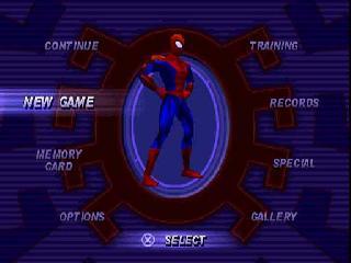 Screenshot Thumbnail / Media File 1 for Spider-Man [NTSC-U]